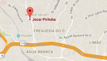 Mapa da loja de Pirituba (clique aqui para ampliar)