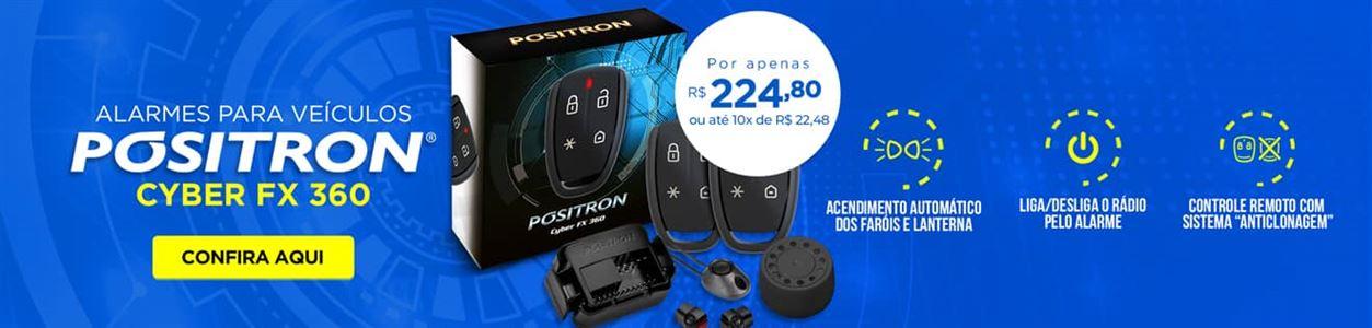 Alarme Pósitron FX360 BT set21